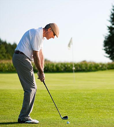 Inför golfåret 2021